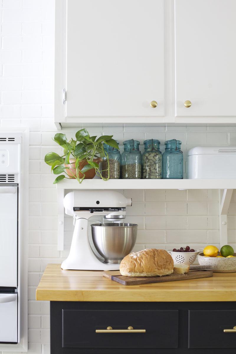 Antes Y Despu S De Una Cocina Con Pintura Y Poco M S Lepalier # Muebles De Cocina Hazlo Tu Mismo