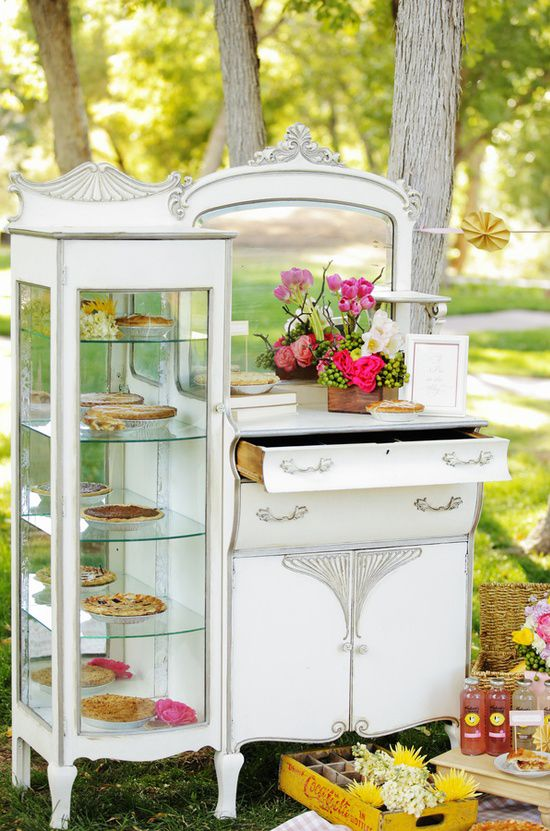 candy bar mueble vintage
